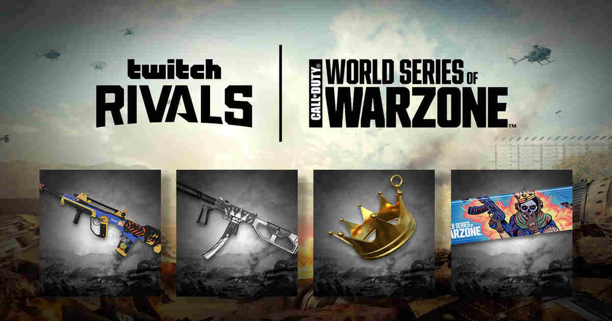 The World Series of Warzone Bundle is live in CoD Season 5 Reloaded