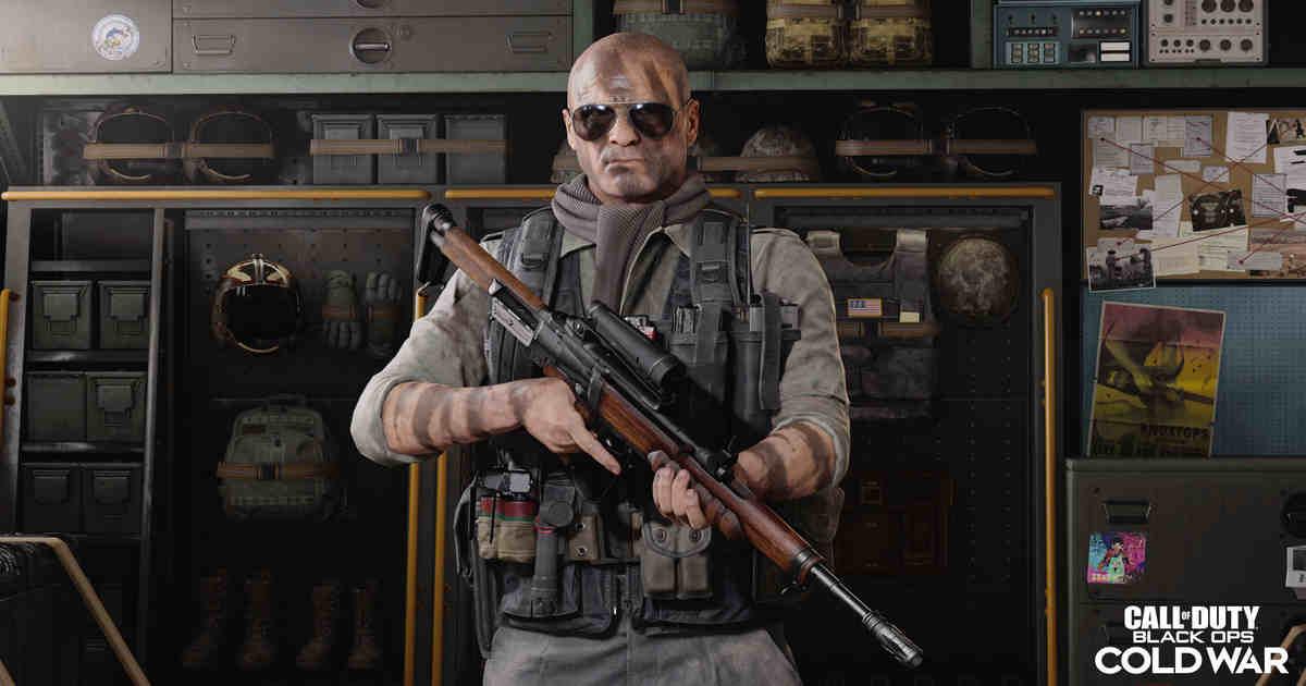 Agent Jason Hudson coming soon to CoD Warzone, Black Ops Season 5