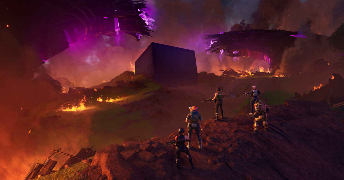 Fortnite Chapter 2 Season 8: Cubes return, new Weapons and Battle Pass