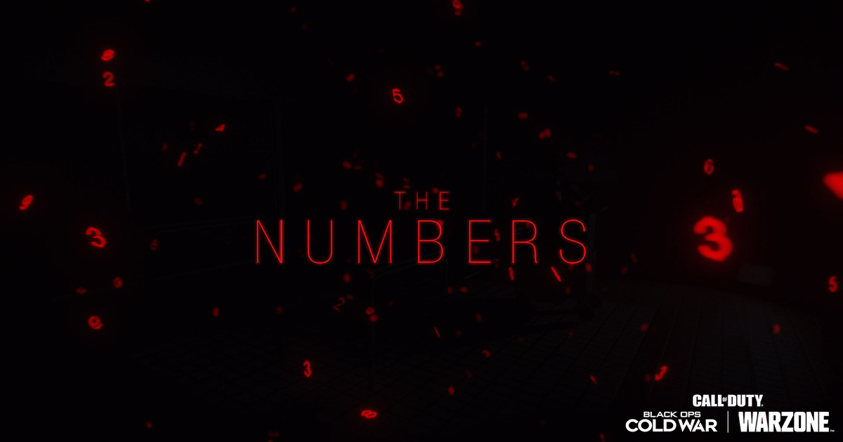 The Numbers Event coming in Warzone, Black Ops in Season 5 Reloaded