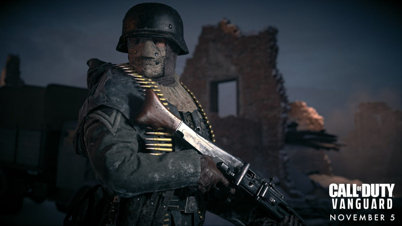 Call of Duty Gets Vanguard Zombies and War of the Dead Map: Details Inside